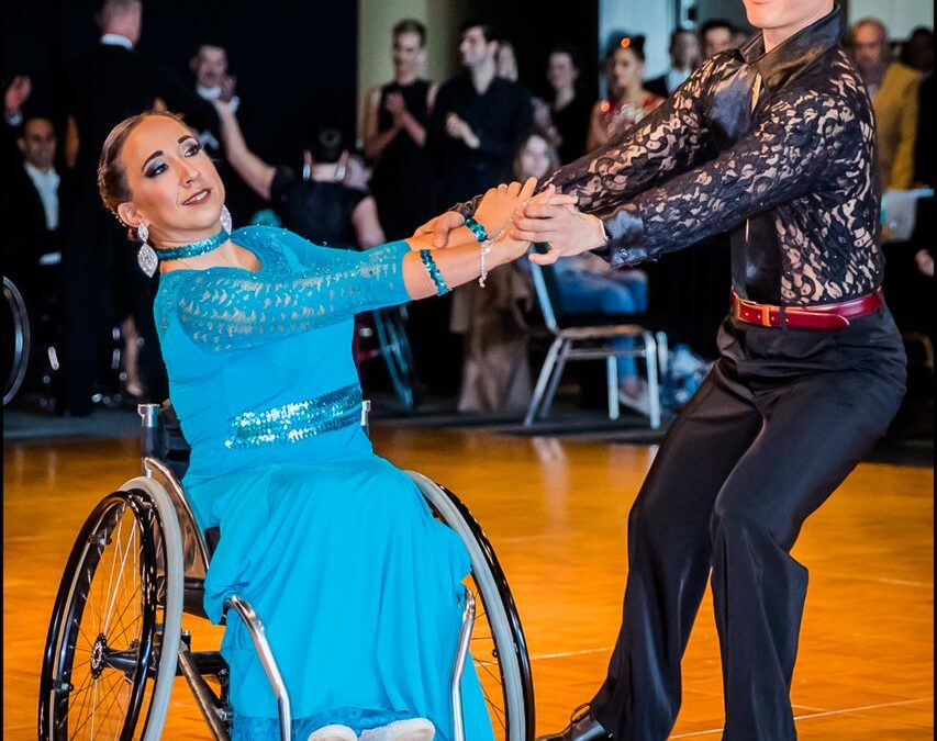 Wheelchair Dancing Perth
