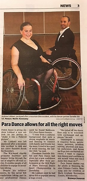 Para Dance page 3