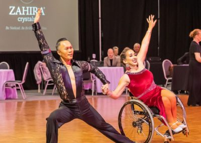 Caesar and Jo WA Open DanceSport Championship 2018