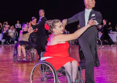 Darryl and Danni WA Open DanceSport Championship 2018