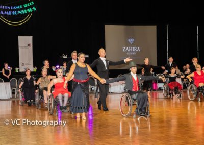 Group entrance WA Open DanceSport Championship 2018