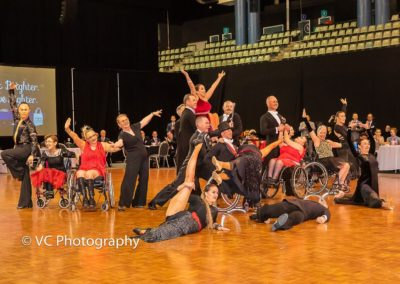 Group finaly WA Open DanceSport Championship 2018