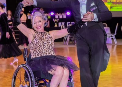 Leigh and Leanne WA Open DanceSport Championship 2018