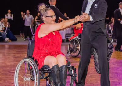 Peter and Leanne WA Open DanceSport Championship 2018