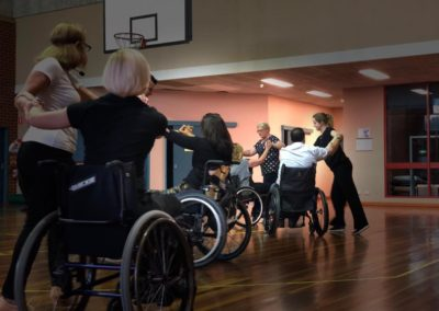 Para dance Victoria Come and Try Day