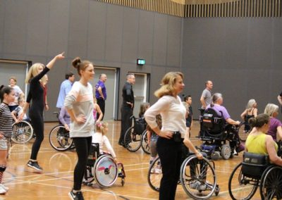 Para dance Come and Try Day 4 May 2019 11