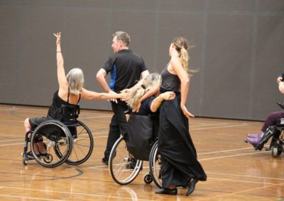 Para dance Come and Try Day 4 May 2019 14
