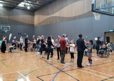 Para dance Come and Try Day 4 May 2019 15
