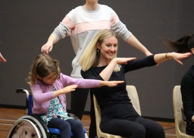 Para dance Come and Try Day 4 May 2019 4