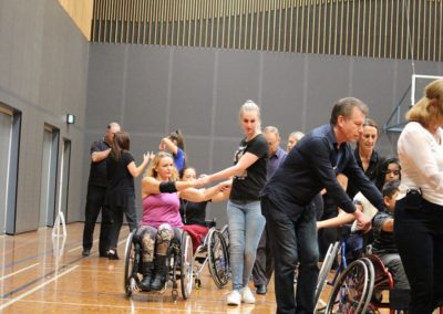 Para dance Come and Try Day 4 May 2019 7