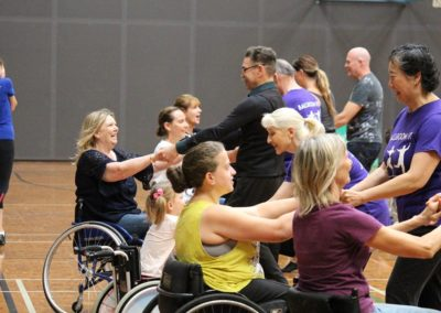 Para dance Come and Try Day 4 May 2019 9