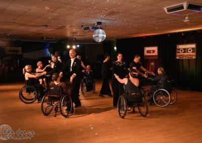 Ballroom Fit Para Dance Dance Mix Samba Group 2