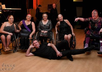 Dance Mix Ladies Group with Leigh