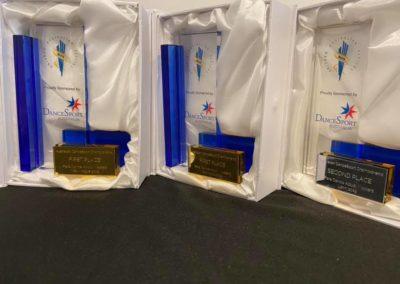 21091206_Australian DanceSport Championship trophies