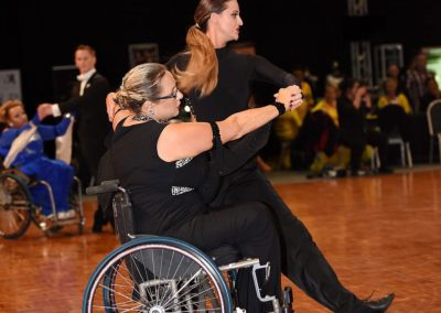 WA Open 2019 Ballroom Fit Leanne and Laura
