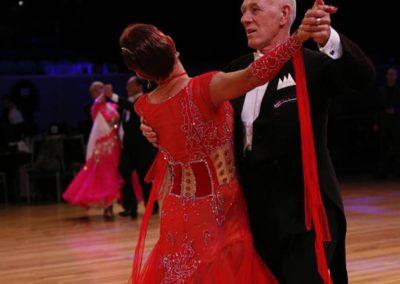 Jim and Helen 2019 Aussies Waltz