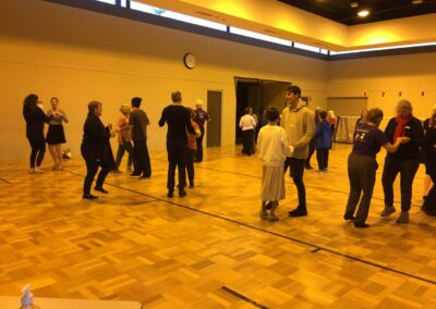 Vision Impaired Dance Come and Try Day 1