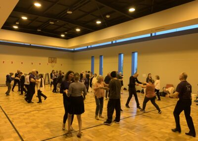 Vision Impaired Dance Come and Try Day 5