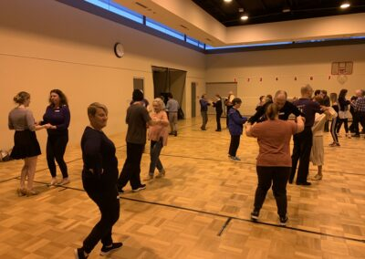 Vision Impaired Dance Come and Try Day 8